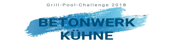 Grill - Pool - Challenge - 2018, per Klick zum Video